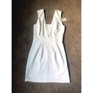Ivory Dress by Forever 21